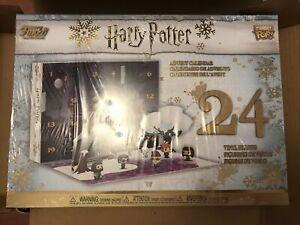 Harry Potter Funko Pop Vinyl Figures Advent Calendar New