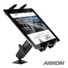 TAB-RMAMPS Heavy Duty Drill Base Tablet Mount for Apple Samsung Galaxy LG Nexus