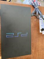 Sony PlayStation 2 Console SCPH-39001 - Black ps2 Fat! TESTED & WORKS!With Games