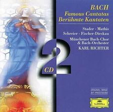 Karl Richter - J.S.Bach: Famous Cantatas [CD]