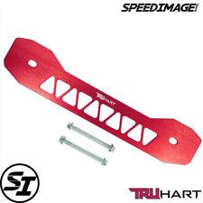 For 06-15 Honda Civic & 13-17 Acura ILX TruHart Rear Subframe Brace Kit Red