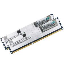Hynix 64GB 2x32GB 4RX4 PC3-14900L DDR3-1866MHz 1.5v 240Pin ECC Reg LRDIMM RAM