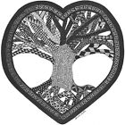 Roots Before Branches fine art giclée print tree of life zentangle inspired art