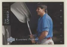 1994 Upper Deck Electric Diamond Jose Canseco #140