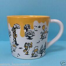 Tokyo Disney Resort New Mug Cup Winnie the Pooh Piglet Tigger honey Land Japan