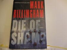 Billingham, Mark - Die of Shame - Signed - First Edition