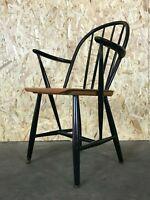 60er 70er Jahre Stuhl Dining Chair Arm Chair Danish Design Teak Denmark 60s 70s