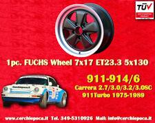 1 cerchio Porsche Fuchs 911 1 Stk. Felge 7x17 ET23.3 TÜV 1 pc wheel jante llanta