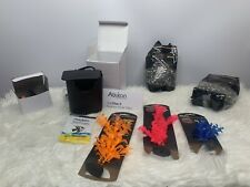 Aqueon Fish Tank Accessories Lot With Pump & Glow Gravel