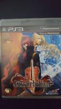 Last Rebellion ASIA REGION FREE w/ English&Chinese Sub(Sony PlayStation 3, 2010)