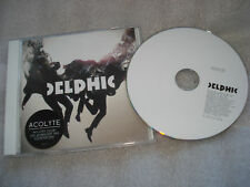Delphic - Acolyte (CD 2010) [Doubt / Counterpoint]. BRAND NEW UNPLAYED CD ALBUM