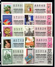 España Loteria Nacional año 1975 (BL-284)