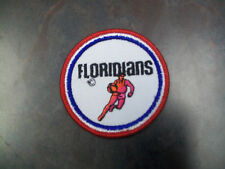 Miami Floridians Basketball Patch