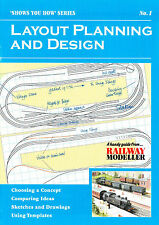 Peco SYH 1 The Railway Modeller Book Layout Planning & Design New 8 page Booklet