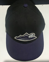 COLORADO ROCKIES NEW ERA MLB 59FIFTY HAT SIZE 7 1/8 Performance Herowear NWOT