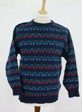 LAURA ASHLEY 100% Wool Pullover Jumper size M/L