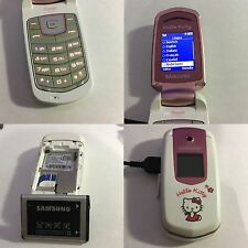 CELLULARE SAMSUNG SGH E2210B UNLOCKED SIM FREE DEBLOQUE HELLO KITTY