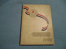 1942 Harris Teachers And Junior College Yearbook St Louis MO The Torch School