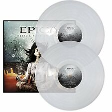 EPICA - DESIGN YOUR UNIVERSE - NEW VINYL LP