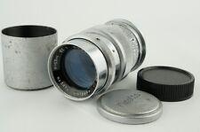 Minolta Chiyoko Super Rokkor 8.5cm 85mm f/2.8 Leica Screw Mount L39 Lens 797