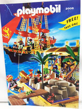 NEW Playmobil 2006 German TOYS USA FULL Color CATALOG Includes add ons mini