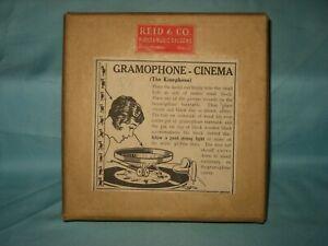 Gramophone Cinema (The Kinephone) Inc FELIX THE CAT, CHARLIE CHAPLIN +3 Discs