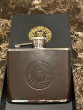 ARDBEG SCOTCH WHISKY FLASK 4 oz. AWESOME ULTRA RARE IMPOSSIBLE TO FIND BRAND NEW
