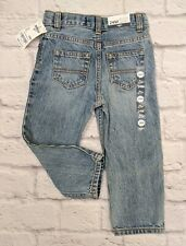 New with Tags Oshkosh Bgosh Boys Straight Leg Jeans 24...