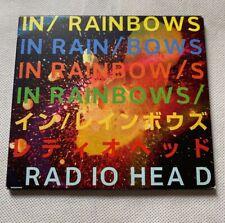 "Radiohead ""In Rainbows"" Japan Limited 2CD  Japan USED"