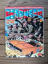 Dukes of Hazzard General Lee Dodge Charger Magazine 45 Record Untamed Youth