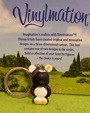 "Disney Vinylmation 1.5"" Park Set 4 Junior Jr It's Small World Penguin"