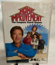 HOME IMPROVEMENT: THE COMPLETE FOURTH SEASON [NEW DVD] FULL SCREEN, REGION 1