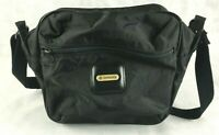 Samsonite Small Carry-On Shoulder Strap Bag Luggage~Black~10 Inch