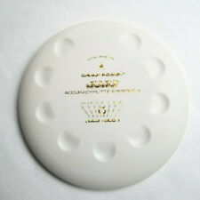 CHING JuJu Power White Gold Stamp 172g OOP Rare Disc Golf Putter Collectible