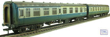 39-001 Bachmann Mk1 Coach Pack Works Test Train BR Blue & Grey Weathered By TMC