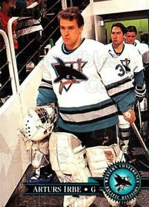 1995-96 Donruss #239 Arturs Irbe