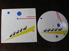Picture LP Aurum V. A. Mike Maren, Koto, Off Italo Disco 1987 Germany    EX