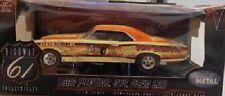 "ARNIE ""THE FARMER"" BESWICK 1966 PONTIAC GTO DRAG CAR 1/18 HIGHWAY 61 DIECAST CAR"