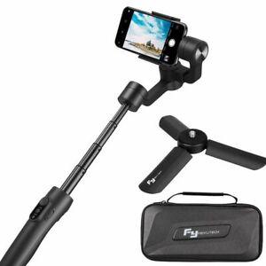 Handheld 3-Axis Gimbal Stabilizer for iPhone X Huawei P20 GoPro PK DJI Smooth 4