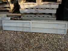 New listing PANEL GARDEN FENCING FENCE CONCRETE GRAVEL BOARD