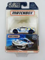 Matchbox Globe Travelers Lamborghini Gallardo Sports Car