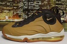 various colors 6424c b5ab3 Nike Total Air Foamposite Max Duncan Wheat Flax 2005 Basketball Sneakers  Size 10