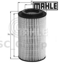 Genuine MAHLE Replacement Engine Oil Filter Insert OX 153D2 OX153D2