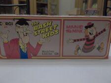CORGI D47/1 The Bash Street Kids - Morris J Van & AEC Bus - Mint in Box + Cert