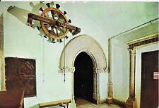 "Postal (Ibiza, Baleares ""Catedral de Ibiza. Entrada a la Sacristia y museo"""")"
