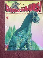 Dinosaurs Magazine 4