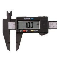 Kunststoff 150 MM 6 inch LCD Digitale Elektronische Messschieber Mikrometer-werk