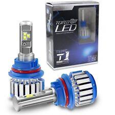 9007 HB5 Canbus LED Headlight Kit 360W 78000LM Car Fog Lights 6000K Cool White