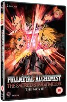 Fullmetal Alchemist - The Sacro Stella Di Milos Movie Nuovo DVD Region 2