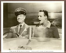 1959 Press Photo Movie Scene from Some Like it Hot Jack Lemmon and Joe E.Brown